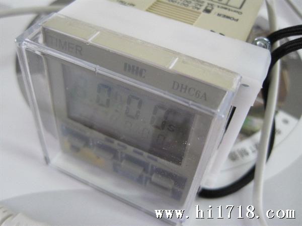 热销dhc6a时间继电器 dhc大华仪表宁波总公司