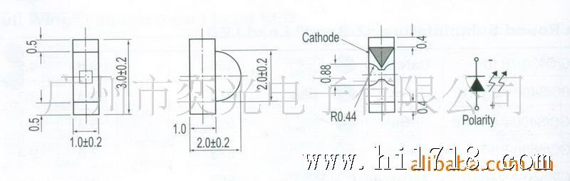 供应贴片接收管,光敏二极管