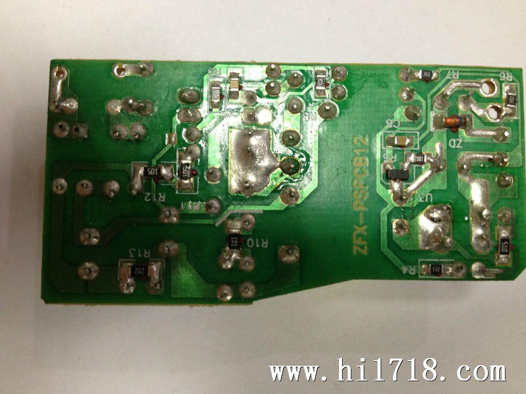 12v电源适配器电路图
