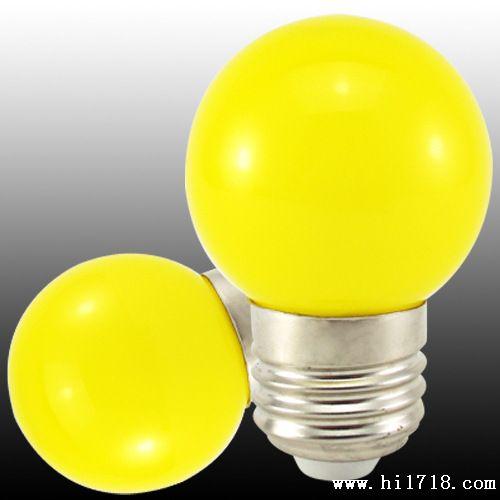 插灯泡led节能小夜灯可爱