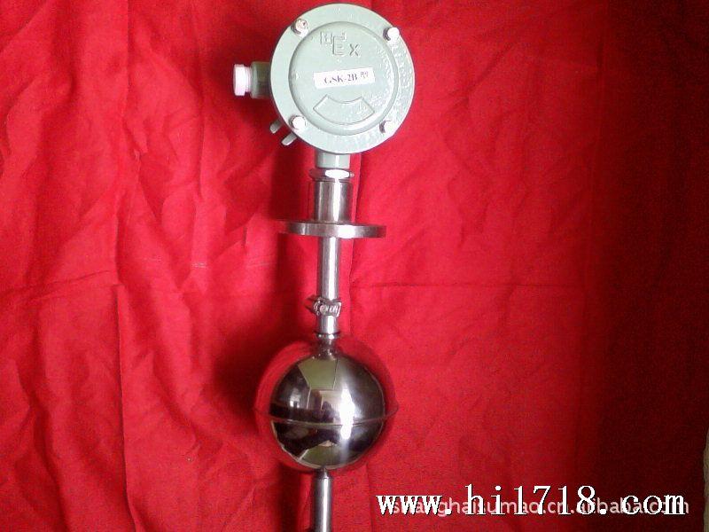 油箱磁���kk.K�ފ�_浮子液位计 浮球式 液位计 上海磁翻板液位计 油箱液位计