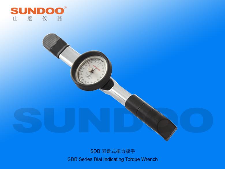 SDB-100表盘力矩扳手,SDB-3指针扭矩扳手