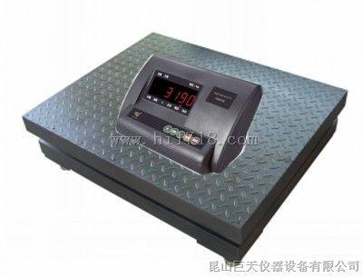 SCS系列电子地磅1吨 1吨SCS系列不锈钢电子地磅价格